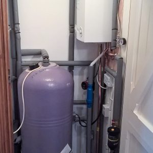 Domestic Boiler 3