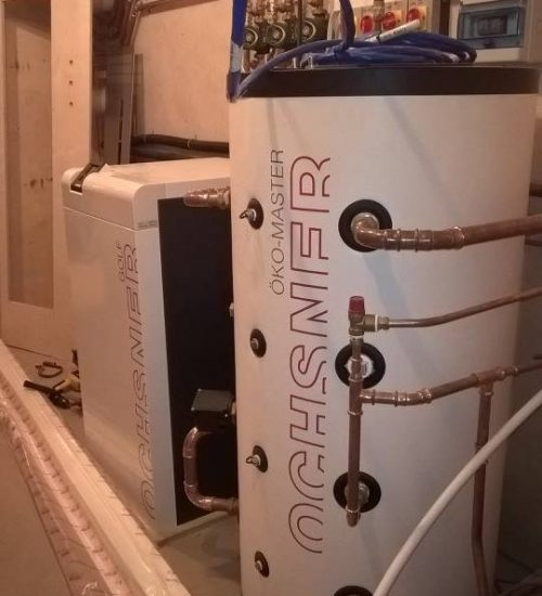 Oschner Heat Pumps